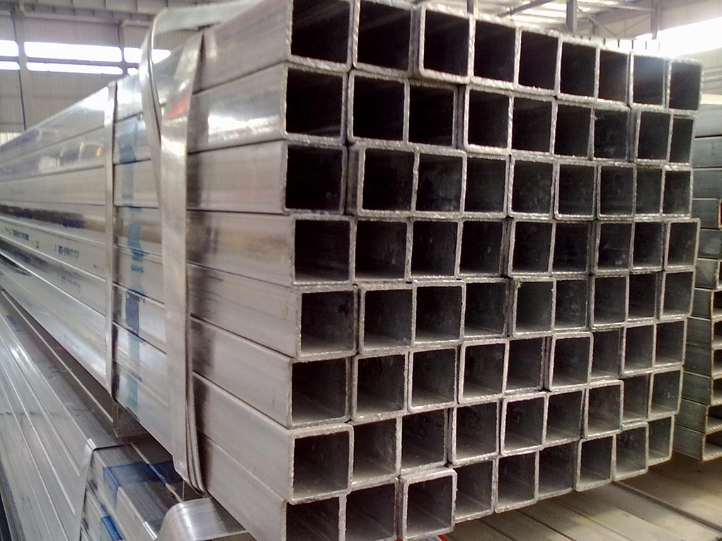 common types of steel sections