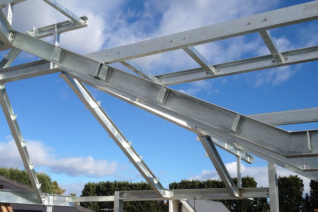 steel fabrication central coast
