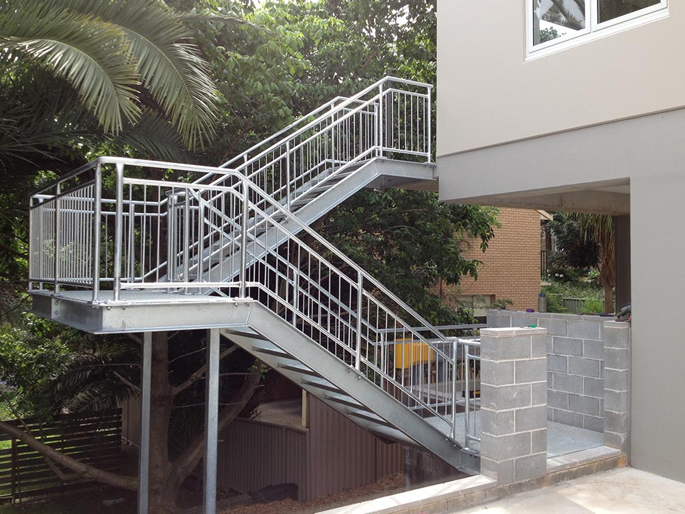 Cost Of Building Outside Stairs