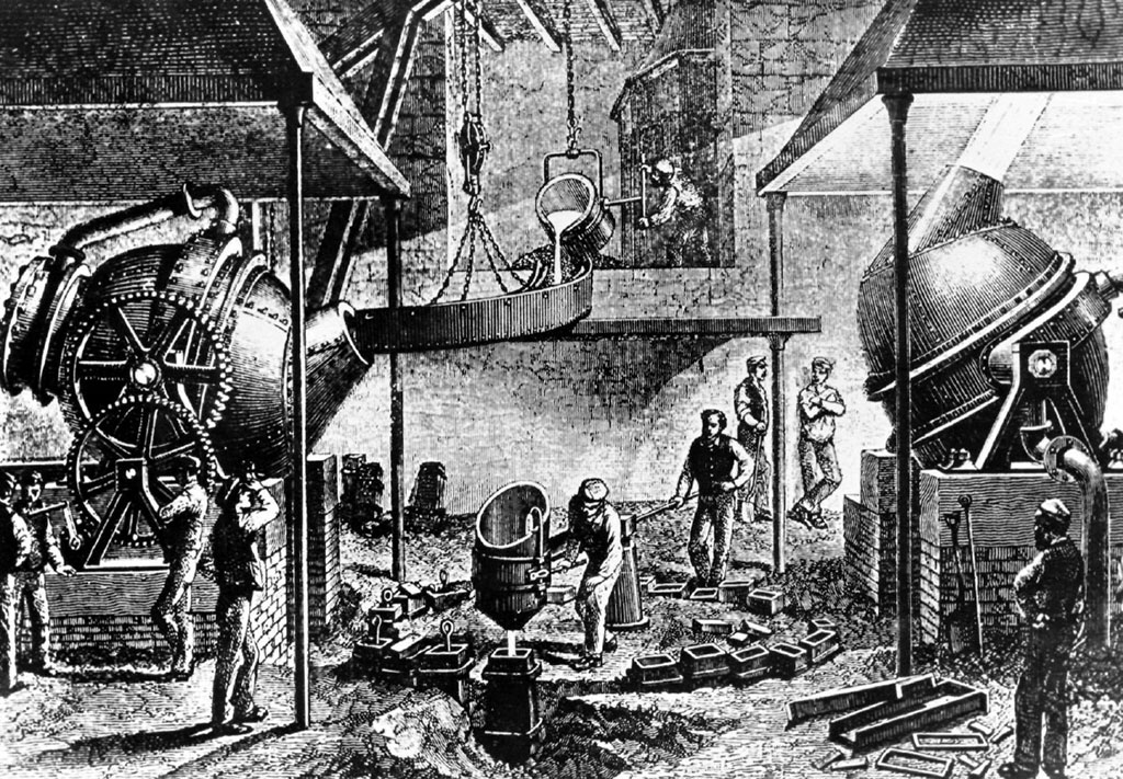 Who Invented Steel? A Look at the Timeline of Steel Production