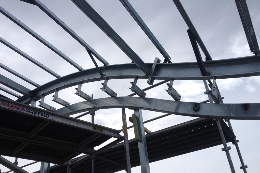 Steel Used for Construction